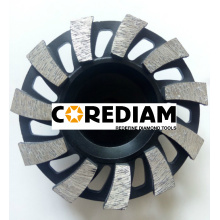 Good Quality for F Segment Cup Wheel Turbo Diamond Cup Wheels supply to Netherlands Manufacturer