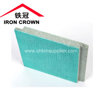 High Strength Fireproof Waterproof 25mm MGO Board