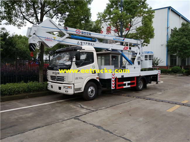 14m Telescopic Aerial Platform Vehicles