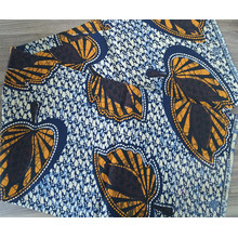 100% Cotton African Wax Fabric