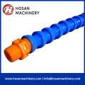 CNC machining coolant pipe
