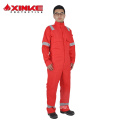 100% cotton fire retardant workwear safety coverall