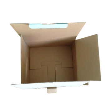 Eco-friendly Corrugated Cardboard Display Paper Box