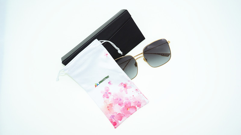 Soft Pouch Eyeglasses Bag