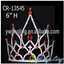 Glitz bling res crystal pageant crowns tiaras