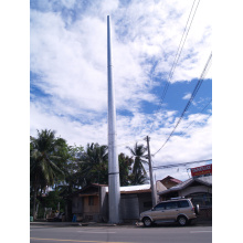 Hot sale for China Transmission And Distribution Pole,Transmission Line Poles,Power Transmission Line Supplier Electric Steel Tubular Pole supply to Haiti Supplier