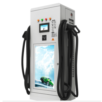 Free sample for Fast Car Charger,Dc Fast Charging Stations,Electric Vehicle Charging Pile Manufacturers and Suppliers in China intelligent 80KW  DC Sweep the card Charger supply to Mozambique Manufacturer