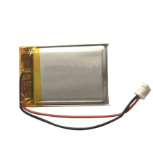 3.7V polymer lithium battery for LED Light/beauty apparatus