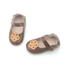 Quality for Mary Jane Shoes Wholesale Soft Sole Genuine Leather Infant Shoes export to United States Manufacturers