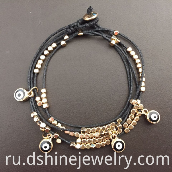 Evil Eye Beads Bracelet Protection Jewelry