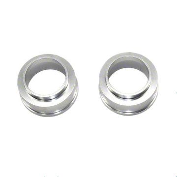 Customized precision metal parts aluminum spacer