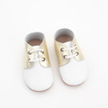 High Ankle Leather Baby First Walker Shoes Girls