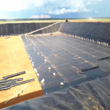 2mm Textured Surface HDPE Geomembrane for Landfill