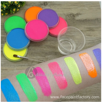 face paint 30 gram individual multi colors