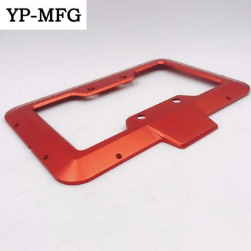 high quality custom aluminum laser cutting parts/laser cut sheet metal parts