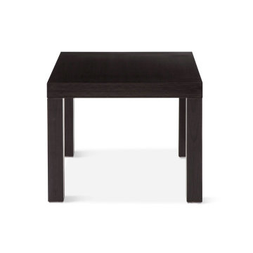 White accent table rent room table