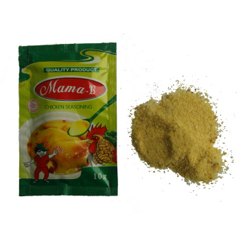 10G Wholesale Chicken Seasoning Shrimp Seasoning Powder