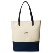 Heavy Thick Canvas Shopping Tote Hand Bag
