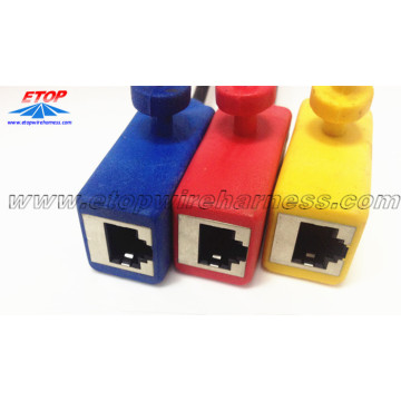 90 Degree RJ45 Connector