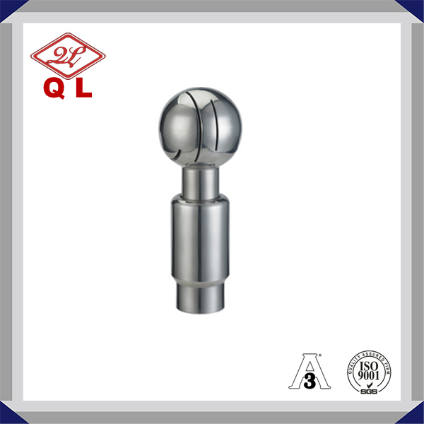 Sanitatry Stainless Steel Spray Cleaning Ball