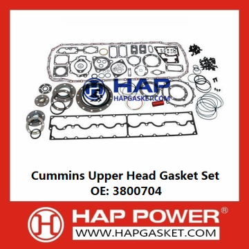 Cummins Upper Head Gasket Set 3800704