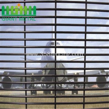 High Security Fence galvanized 358 Panel Fencing