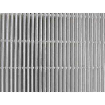 Mini-pleat Air Filter Paper