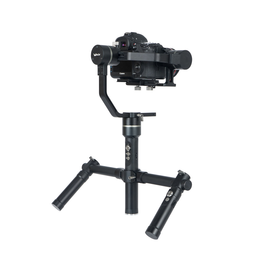 Wewow Professional DSLR Camera Gimbal 3-aixs Stabilizer