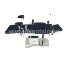Electro orthopedic surgical table