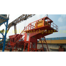 60 Portable Concrete Batching Machinery