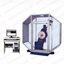 Bottom price for 300J Impact Testing Equipment Charpy Impact Testing Machine For Metal Material supply to Faroe Islands Factories