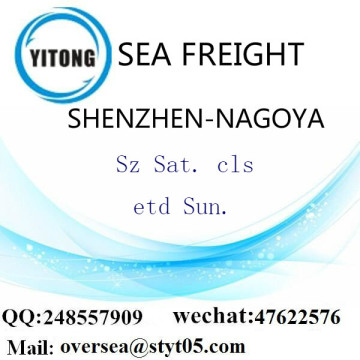 Shenzhen Port LCL Consolidation To Nagoya