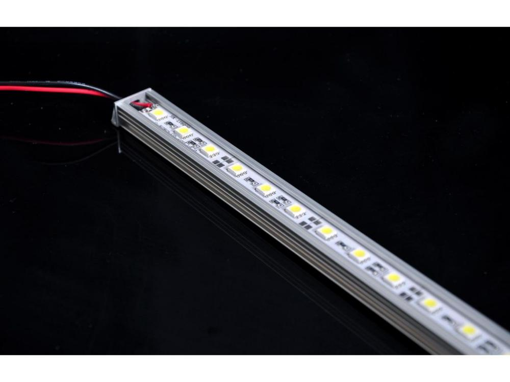 5050 Hard LED Strip Light Pure White