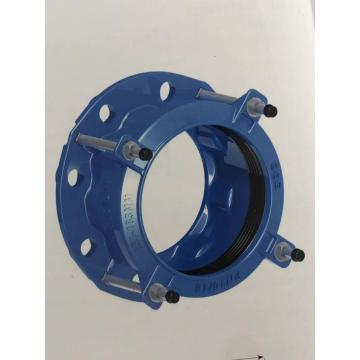 Double Iron Flange  Adapter Material