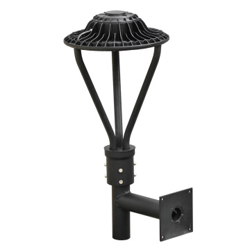 Wall Mount 50W Post Top Lamp Replacement 6500lm