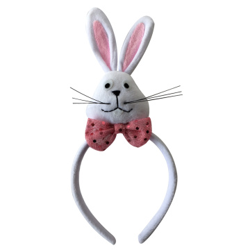 Cute Easter rabbit headband and 3D Carrot headband