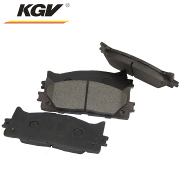 Auto Parts Brake Pad 0446533470 For TOYOTA CAMRY