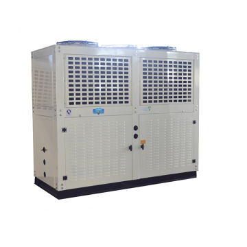 Semi-Closed  V Type Air Condensing Unit
