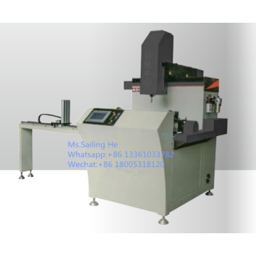 Industrial Aluminum Profile Single-head Cutting Saw