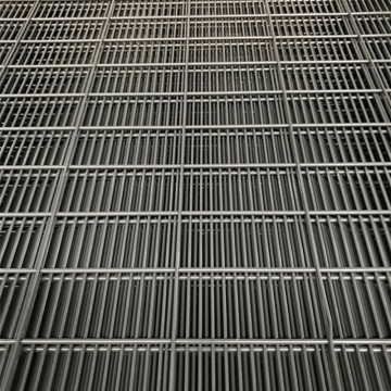 Galvanized Powder Coated 2D 358 Fence Panels