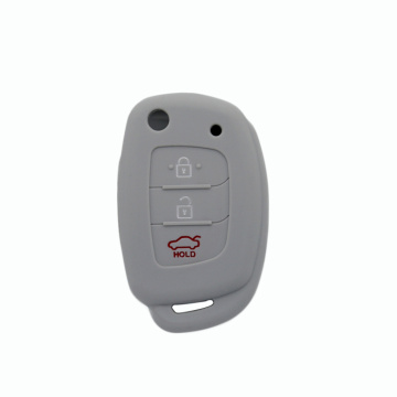 Multiple silicone car key holder for Hyundai