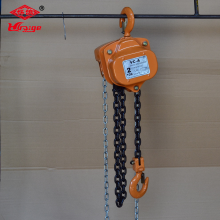 Top for HS-VT Series Chain Hoist Japan quality manual HS-VT chain block 5 ton supply to Netherlands Wholesale
