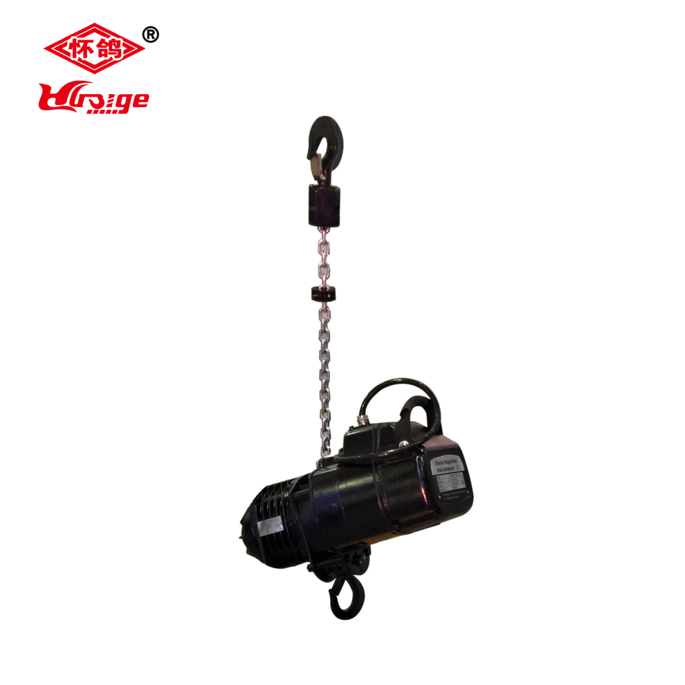 CE GS Certificate stage electric chain hoist