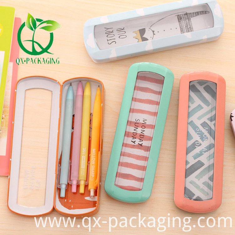 Tin pencil case