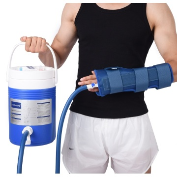 Cold Compression Hand Physical Therapy Unit System