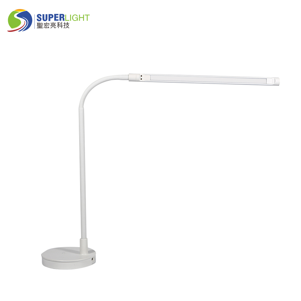 white color working lamp office lamp for reading