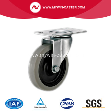 5`` Swivel TPR Light Duty Industrial Caster