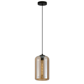 Designer Wells hanging lamp glass pendant lamp