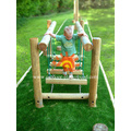 Commercial Wooden kids Playground Equipment For Sale