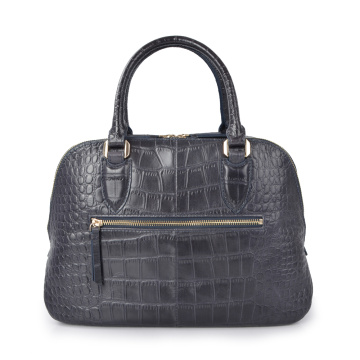 Heavy Duty Top Grain Crocodile Women Tote Bags